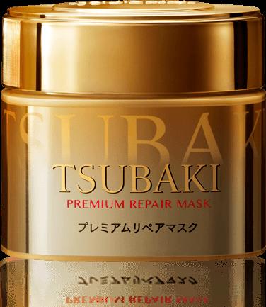 美容師おすすめの市販トリートメント「TSUBAKI(ツバキ) プレミアムリペアマスク」
